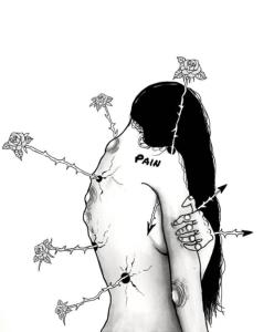 el-sufrimiento-de-una-mujer-que-intenta-no-regresar-con-su-ex-pain-medium