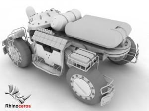 Rhino-versatile-3D-modeler