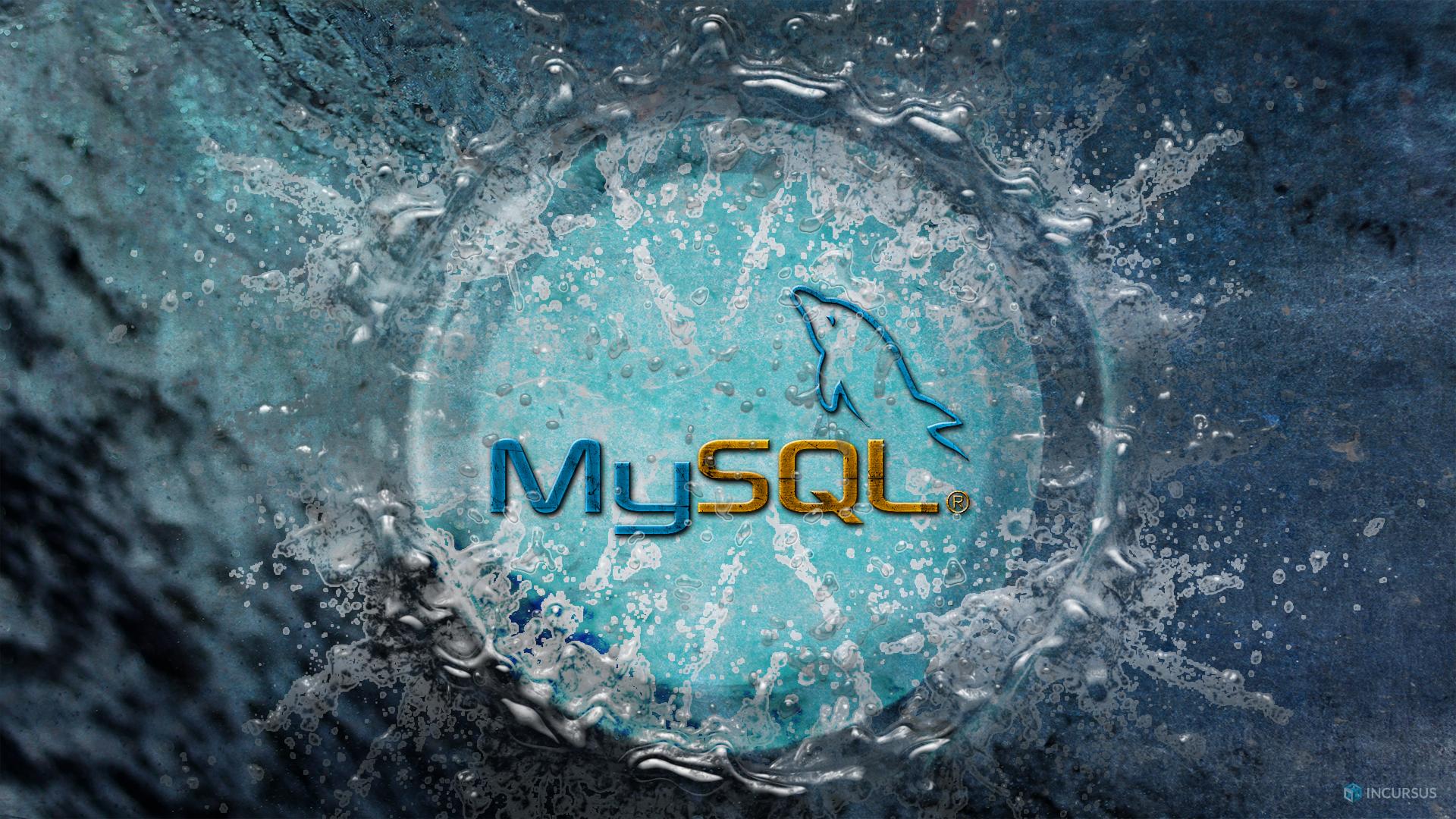MySQL wall