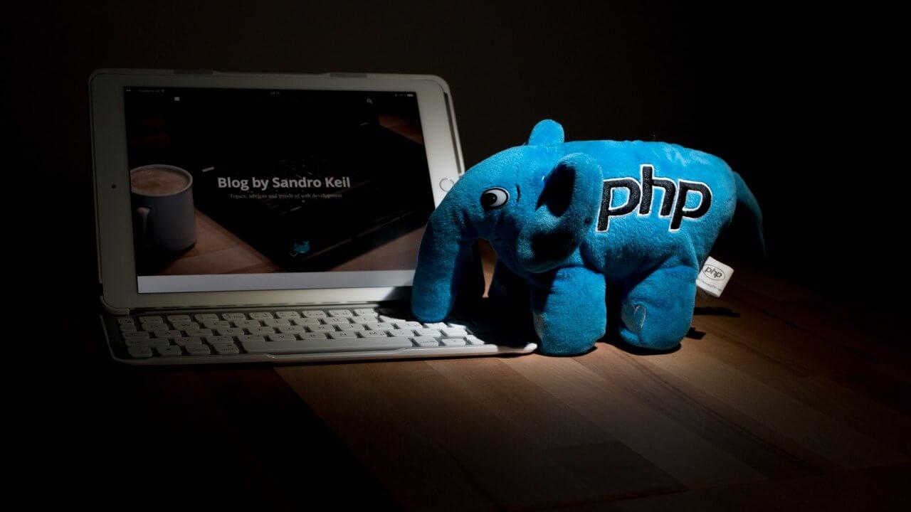 blue-php-elephant