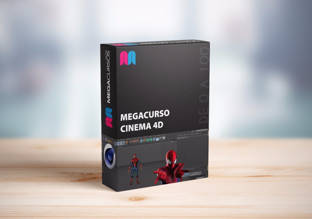 Cinema 4D promocional