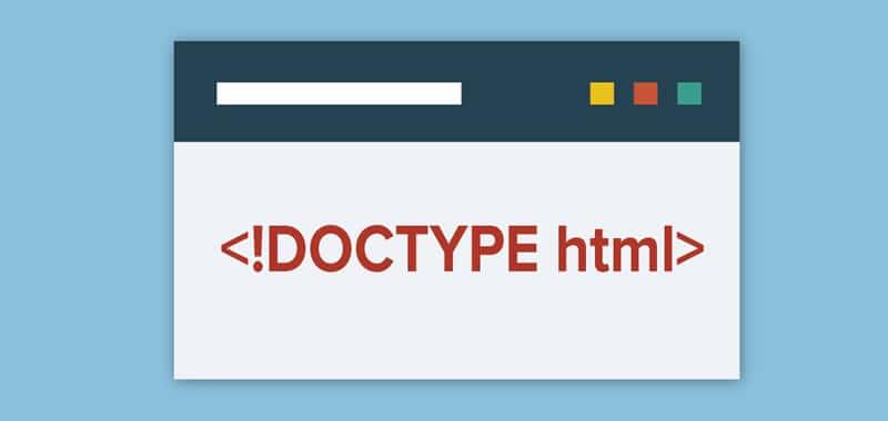 html5-definicion-de-tipo-de-documento