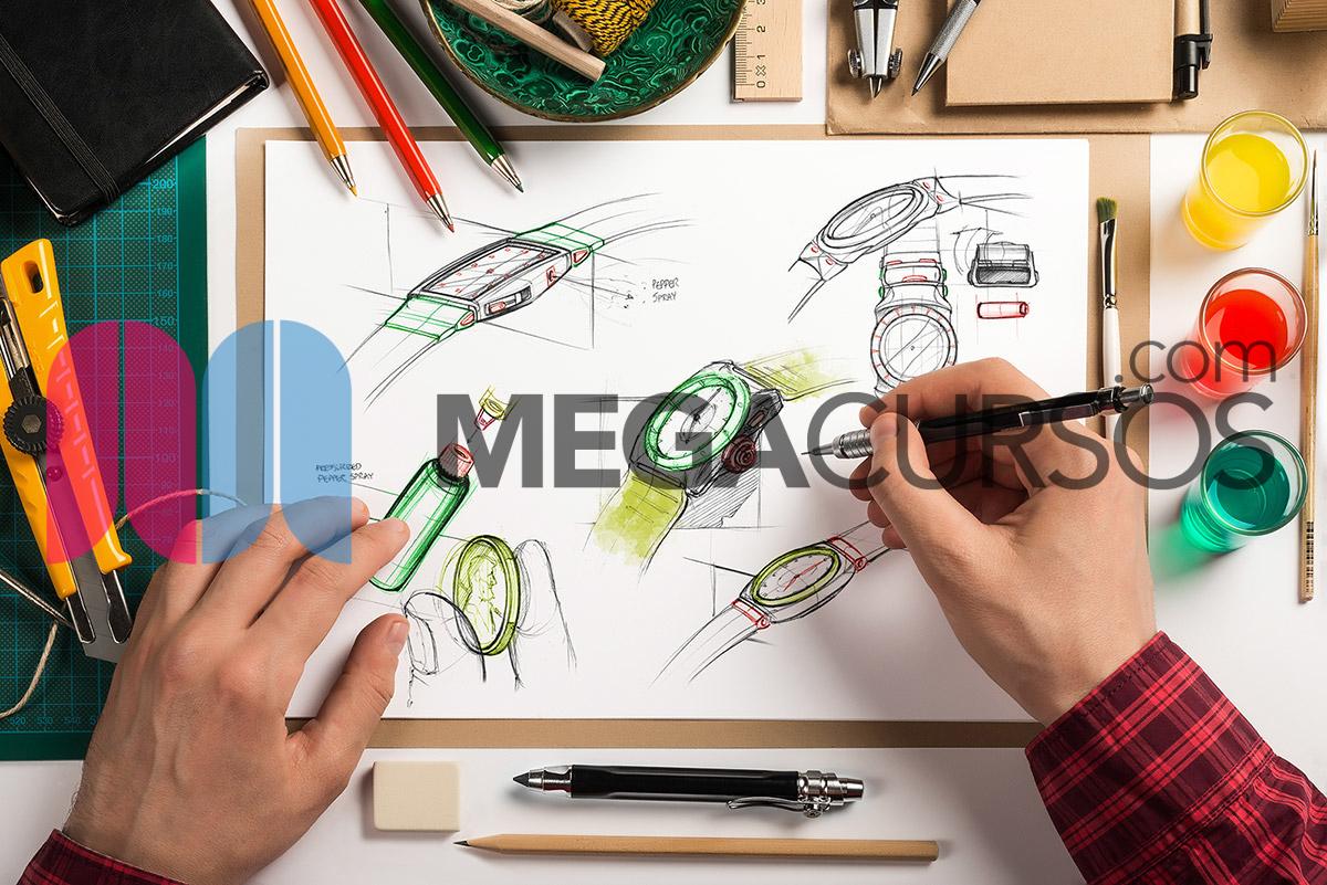 megacursos dibujo