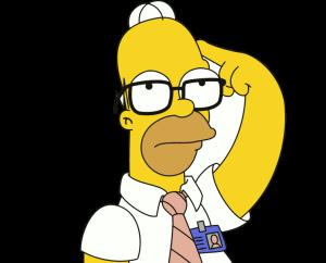 Homer-Simpson-pensando